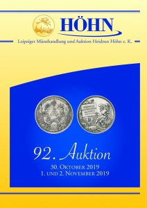 Numismatic Auction 92