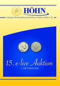 15. E-live Auction
